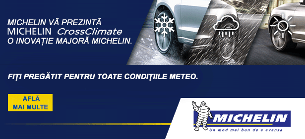 Noua anvelopa Michelin Cross Climate